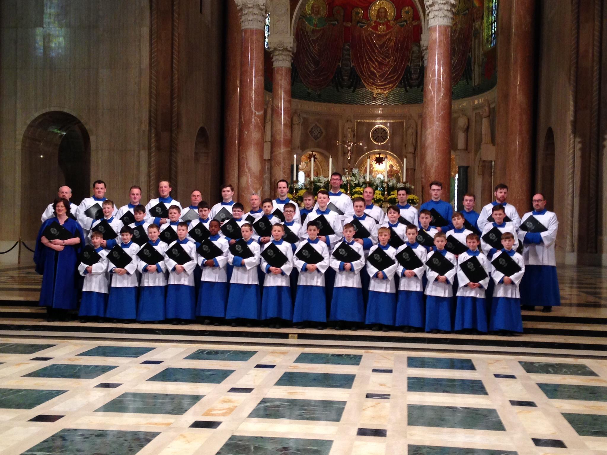 Palestrina-Choir